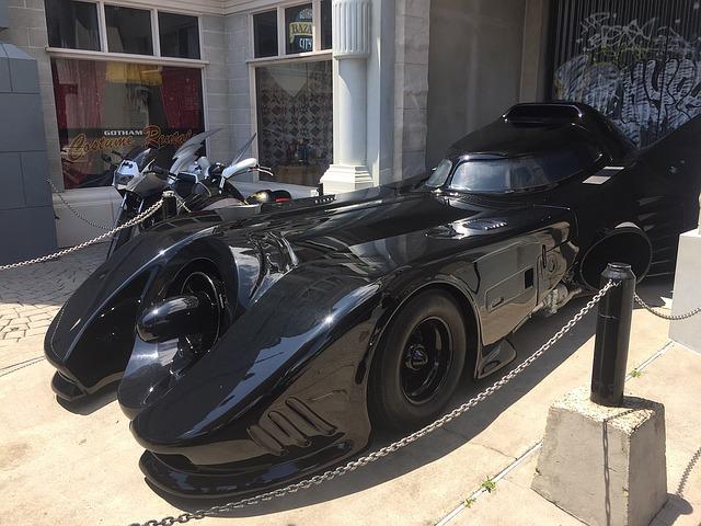 Bat Mobile