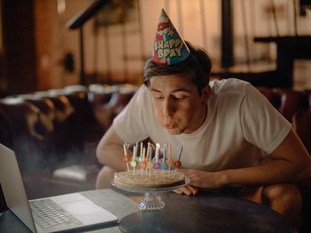 To Wish Somebody Happy Birthday?